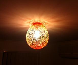 String Pendant Lamp Pic