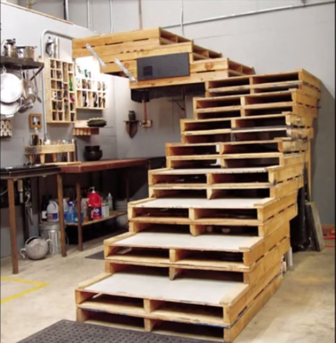 [VIDEO] 50 Really Awesome DIY Pallet Furniture Ideas