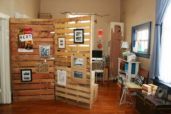 build an inexpensive room divider d i y bullseye