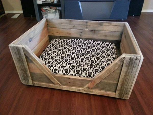 top 5 ideas for building a pallet dog bed page 2 of 2