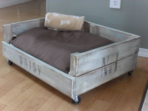 These days DIY pallet projects are popping up everywhere. Pallets are ...