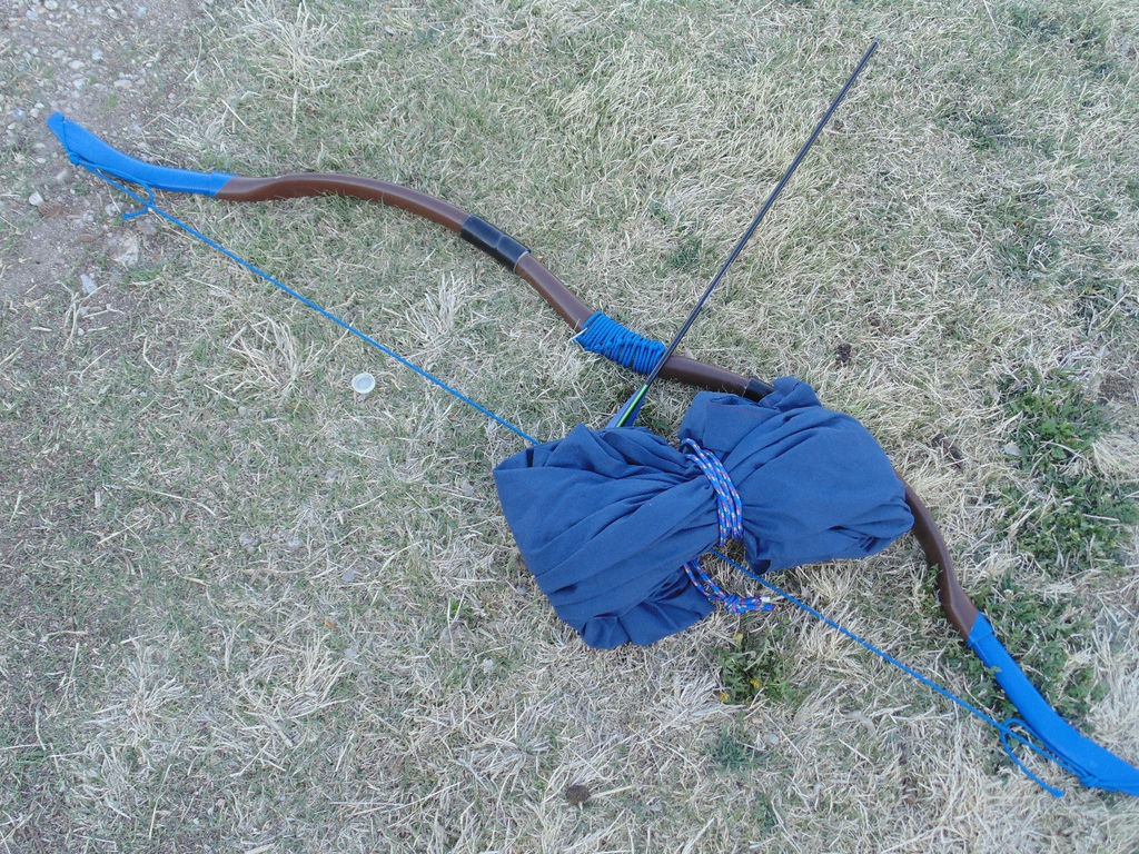 this versatile re curve bow  u0026 hammock  bination is the only thing you need for survival this versatile re curve bow  u0026 hammock  bination is the only      rh   diybullseye