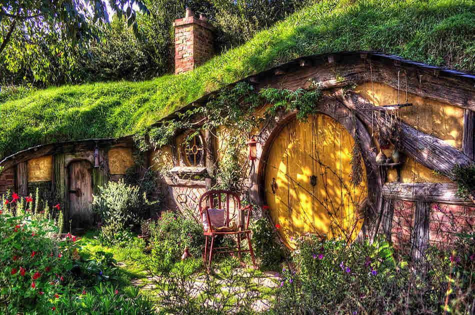 How to build your own hobbit house page 2 of 2 d i y bullseye - Great hobbit home designs ...