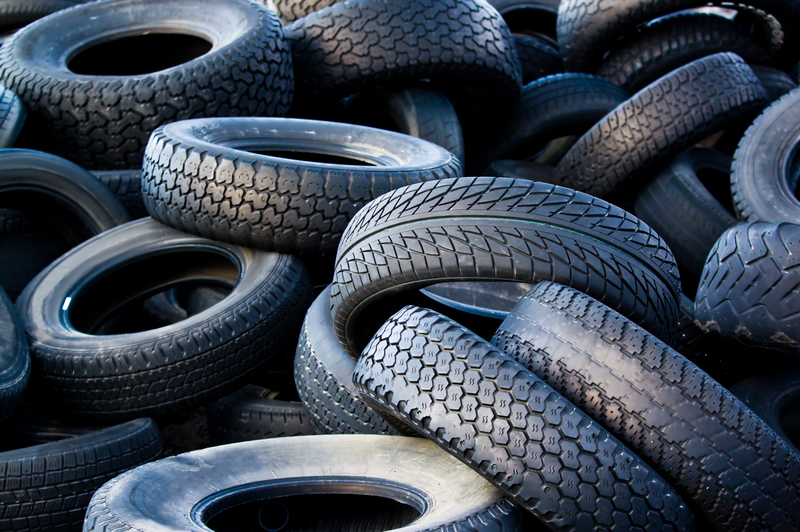 Reduce Reuse Recycle Use Your Old Car Tires To Make