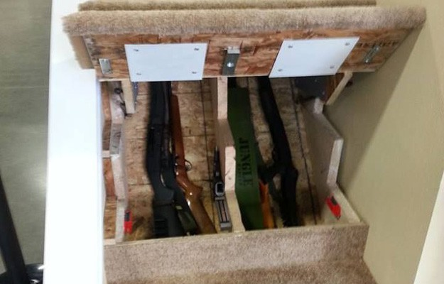 9 Of The Best Hidden Gun Safes Page 2 Of 2 D I Y Bullseye