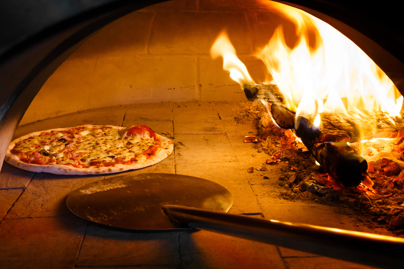 how to build a brick pizza oven in 24 hours d i y bullseye